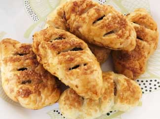 traditional banbury Cakes