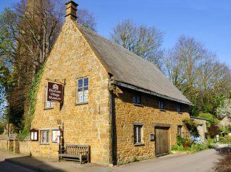 bloxham village museum in the sun