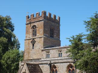 chacombe church