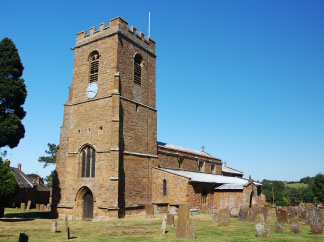 wardington church